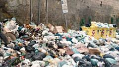 Армията се включи в борбата с боклука на Неапол