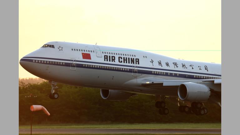 Снимка: Китай ще инвестира 12,4 милиарда в авиационна инфраструктура през 2019 г.
