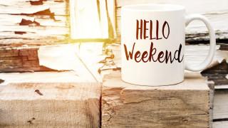 Шест чудесни начина да прекараме уикенда