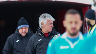 Иван Колев: Поздравявам футболистите за перфектно свършената работа