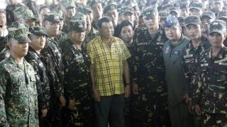 Президентът Дутерте обяви извънредно положение във Филипините
