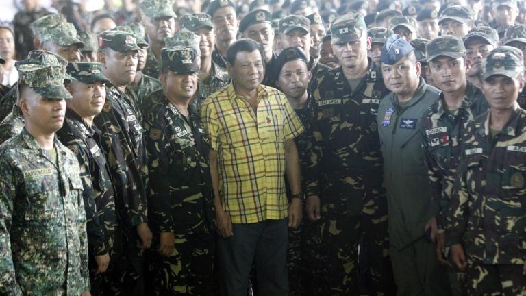 Спорове с Китай за Южнокитайско море помогнаха за убеждаванетона Филипините