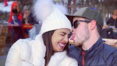 Лудата ваканция на Ник Джонас и Приянка Чопра в Швейцария