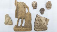 НИМ отпечатва каталог с археологическите находки, дарени от бореца Боян Радев