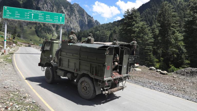 Нов граничен конфликт между Китай и Индия