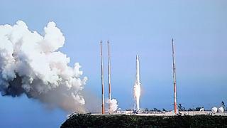 Втори неуспех при изстрелване на южнокорейска ракета
