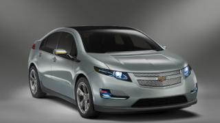 Chevrolet Volt е колата на 2010 в Северна Америка