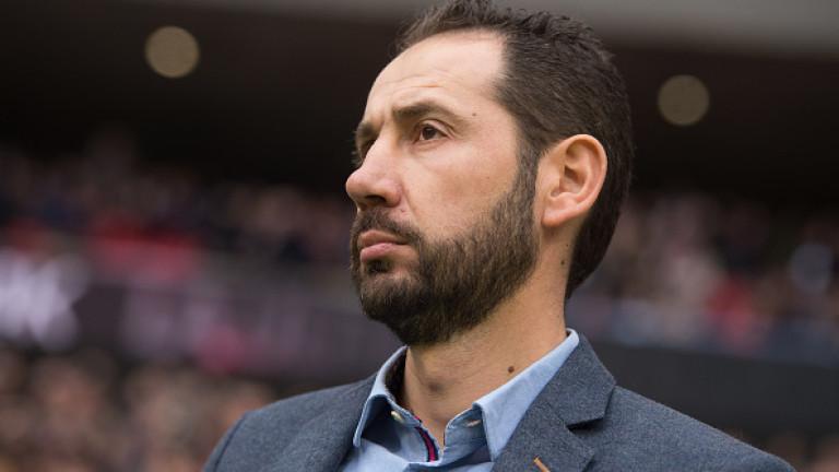 Еспаньол смени треньора си преди мача с Лудогорец