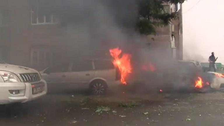 Турция обвини Армения в престъпления срещу човечеството