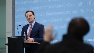 В Германия притеснени от бързото разпространение на британския щам