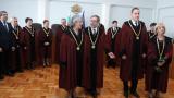 Филип Димитров облече тогата на конституционен съдия
