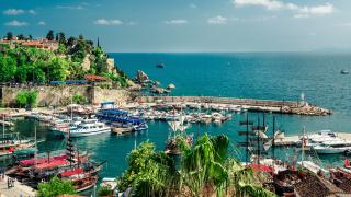 Анталия - очарованието на Турската ривиера