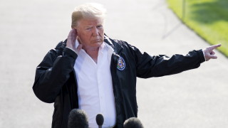 Тръмп убеден: Има огромен напредък със Северна Корея