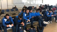 Левски Лукойл замина за Финландия без основен играч