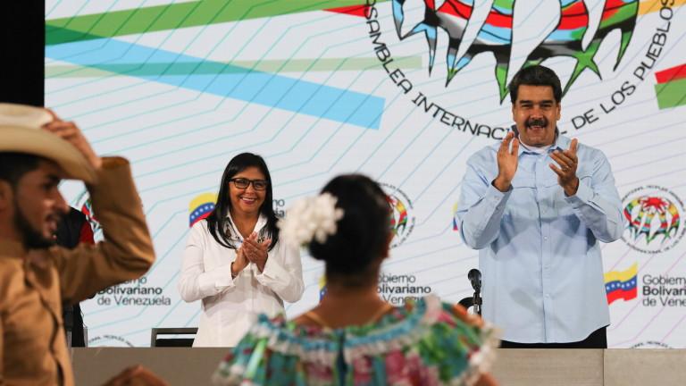 Мадуро загатва: САЩ искат нещо повече, не само петрола на Венецуела