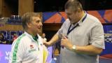 Николай Желязков е най-вероятният наследник на Силвано Пранди, ако се стигне до смяна