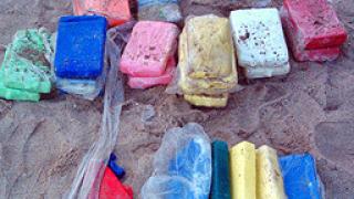 Още 2 пакета кокаин изхвърли морето край Варна