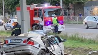 23-годишна жена почина след катастрофа в София