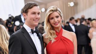 Иванка Тръмп и Джаред Къшнър са спечелили $82 милиона докато са работели в Белия дом
