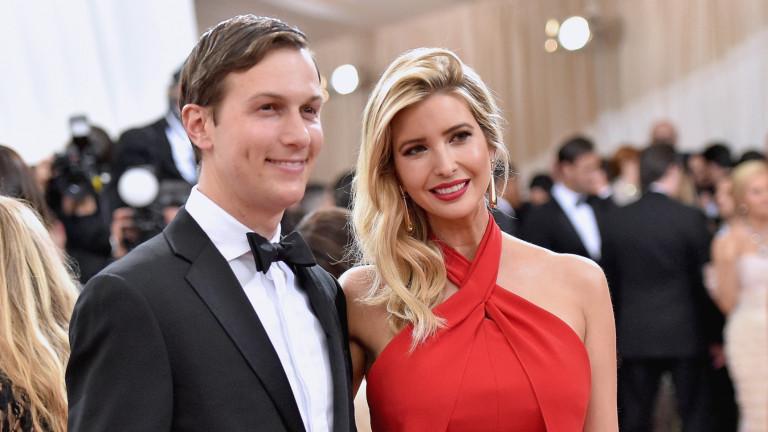 Дъщерята на президента Доналд Тръмп Иванка Тръмп и нейният съпруг