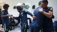 Бразилия без Марсело и Коутиньо