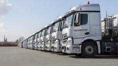 Фалитите на американските превозвачи продължават: банкрутира Celadon