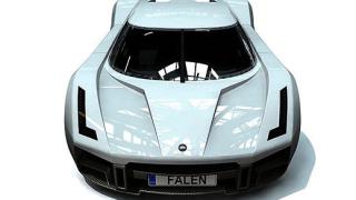 Супер автомобил от Шотландия (галерия)