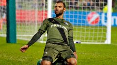 Мишо Александров изигра няколко минути за победата на Легия в Шампиноската лига
