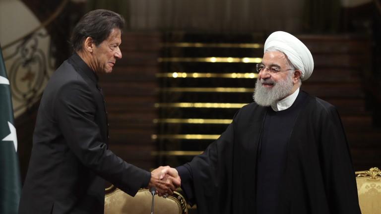 Снимка: Иран и Пакистан със съвместни сили за бързо реагиране срещу тероризма