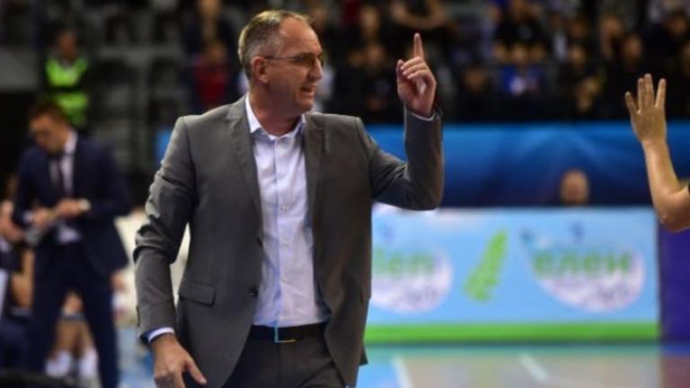 Балкан вече има нов треньор