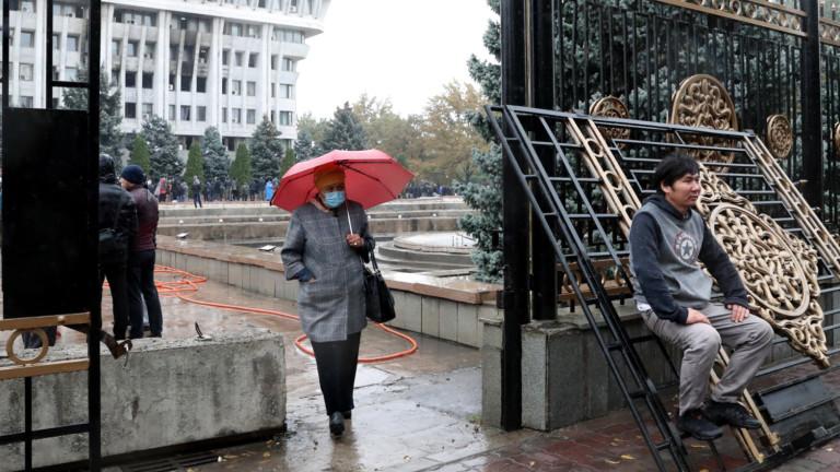Русия: Киргизстан е в хаос и трябва да се стабилизира