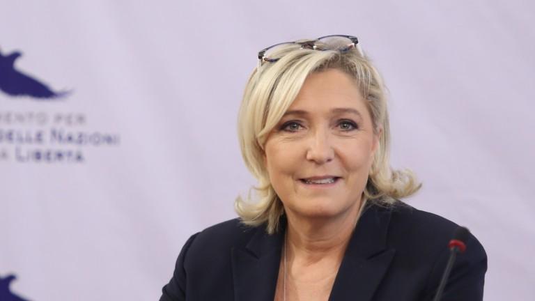 Марин льо Пен отрече да има вина за безредиците в Париж