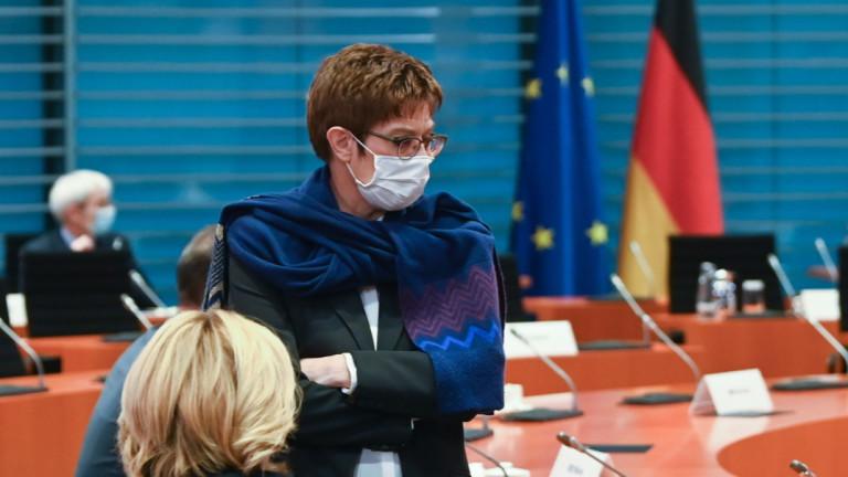 ЕС одобри първия фонд от близо 8 млрд. евро за отбрана на блока