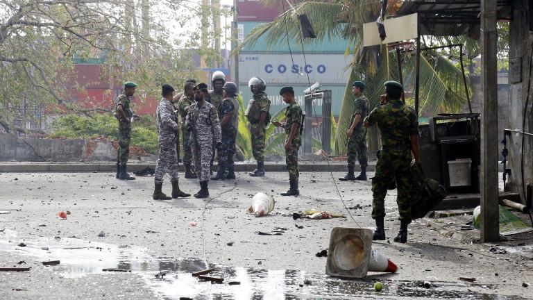 Снимка: Двама братя от богато семейство в основата на атаките в Шри Ланка