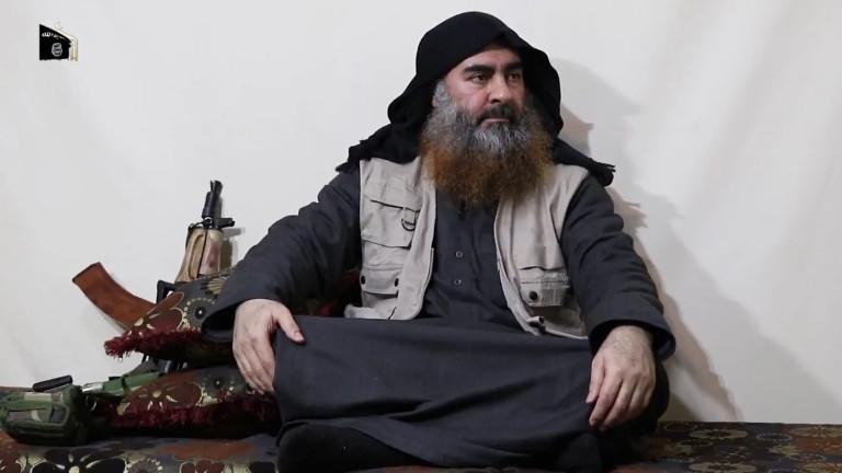 Сирийските кюрди внедрили шпионин, откраднал долните гащи на Багдади за ДНК тест