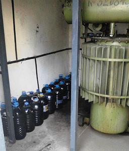 Кражба на трансформаторно масло остави около 100 домакинства без ток