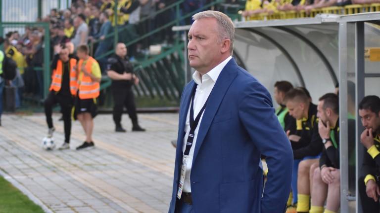 Николай Киров, треньорът на Ботев Пловдив, гостува в предаването