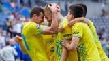 Астана взе крехък аванс срещу Мидтиланд, Божидар Краев гледа от пейката