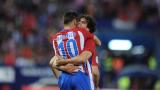 Атлетико (Мадрид) вкара 3 гола и пропусна две дузпи срещу Осасуна