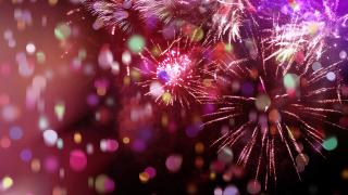 Да посрещнем новата година с усмивки, а не с гръм и трясък