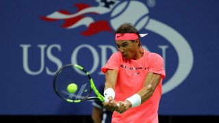 Матадора с успех №50 на US Open