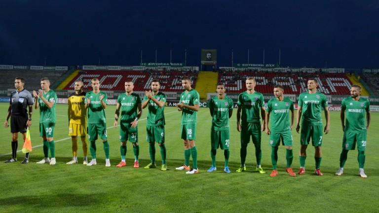 Ботев (Враца) гони задължителен успех срещу Дунав