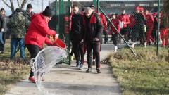 Без нови имена на старта на подготовката в Локомотив (София)