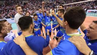 Словения победи Полша и постави под въпрос приходите от билети на Евроволей 2017
