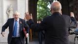 Русия подкопава забраната на химическите оръжия, прикрива Асад, скочи Борис Джонсън
