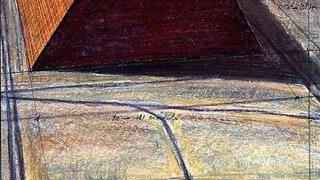 Кристо издига гигантска пирамида в ОАЕ