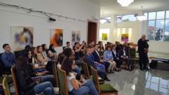 Зам.-министър Павлов дискутира Националната стратегия за младежта (2020-2030) #ЗаЕдно с младите хора на Сандански