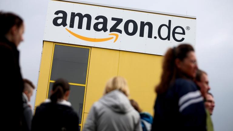 Китайските търговци предпочитат Amazon пред Alibaba