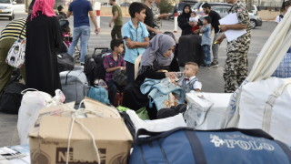 Зимата уби 15 деца на бежанци в Сирия