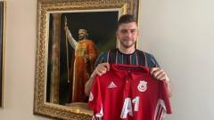 Греъм Кери: Дойдох в България да печеля трофеи с ЦСКА